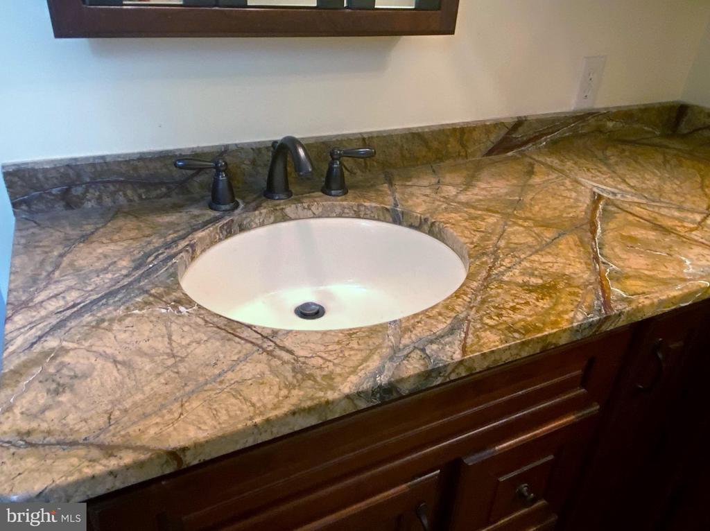 Master Bath Granite - 544 WHITE PINE LN, BOYCE