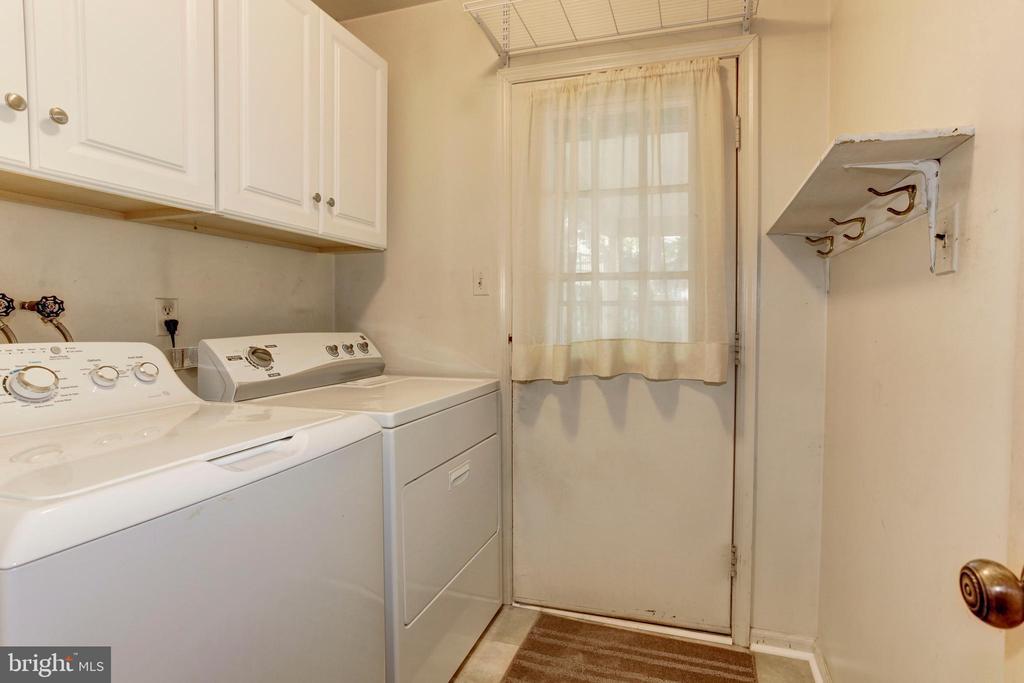 Laundry/Mud Room - 8843 APPLECROSS LN, SPRINGFIELD