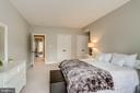 Neutral colors in all bedrooms - 904 LOCUST ST, HERNDON