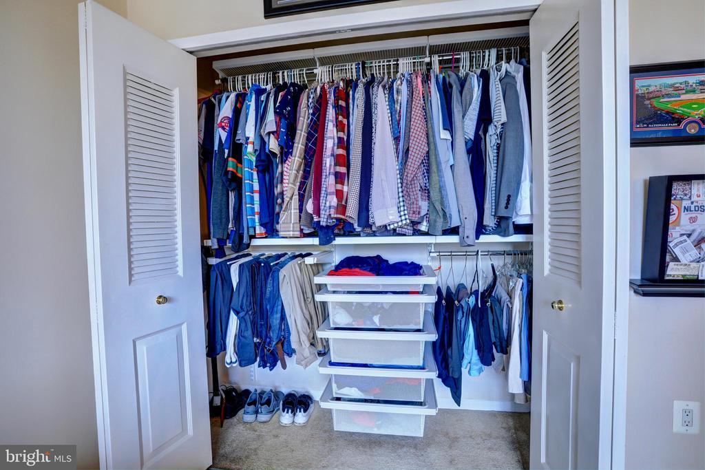 Custom closet organization - 3701 S GEORGE MASON DR #409N, FALLS CHURCH