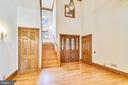 Grand  two-story Foyer to welcome guest! - 69 TWIN POST LN, HUNTLY