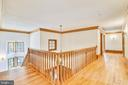 Beautiful hardwood floors and gleaming trim - 69 TWIN POST LN, HUNTLY