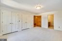 Two, very large, walk-in closets! - 69 TWIN POST LN, HUNTLY