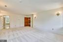 Leads to Master Bath with toilet closet - 69 TWIN POST LN, HUNTLY