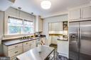 Updated Kitchen - 809 MORTIMER AVE, FREDERICKSBURG