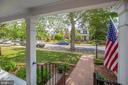 Brick sidewalk and landscaping - 809 MORTIMER AVE, FREDERICKSBURG