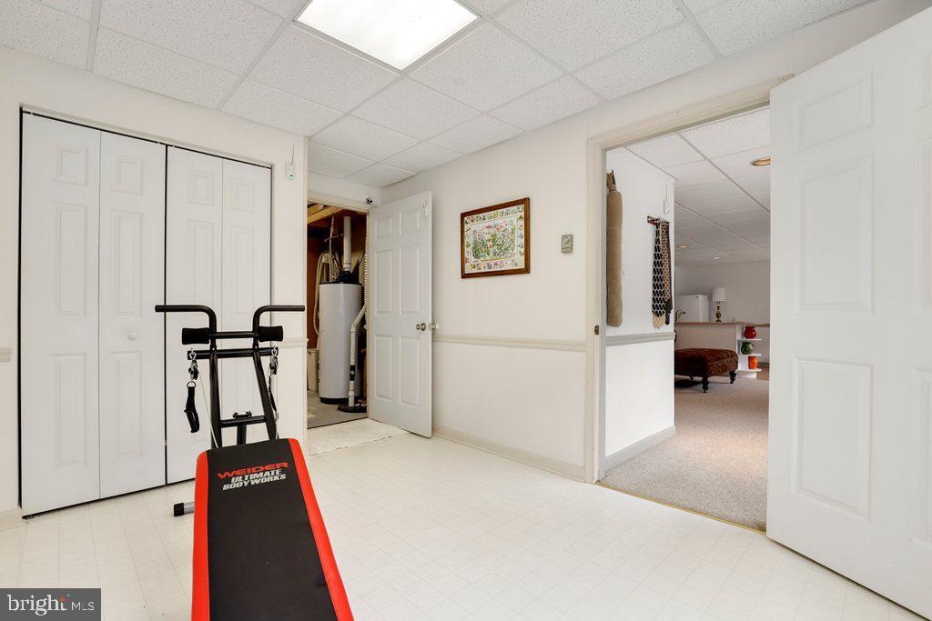 Basement foyer - 4406 REDROSE, MIDDLETOWN