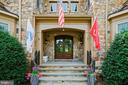 main entry - 11215 KINSALE CT, ELLICOTT CITY