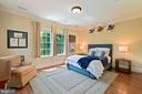 en-suite guestbedroom#2 - 11215 KINSALE CT, ELLICOTT CITY