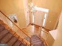 Grand Foyer - 208 WHISPERING WOODS PL, GORDONSVILLE