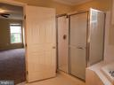 Main Bedroom En-Suite Bath - 208 WHISPERING WOODS PL, GORDONSVILLE