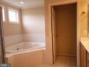 Master Bath - 208 WHISPERING WOODS PL, GORDONSVILLE