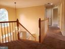 Upper Level Hall - 208 WHISPERING WOODS PL, GORDONSVILLE