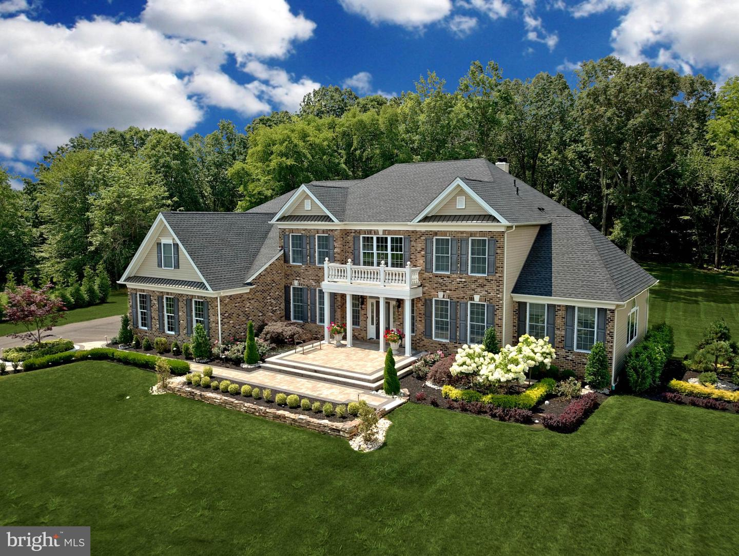 Single Family Homes pour l Vente à Cream Ridge, New Jersey 08514 États-Unis