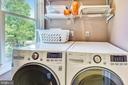 Newer samsung washer and dryer - 840 ELDEN ST, HERNDON