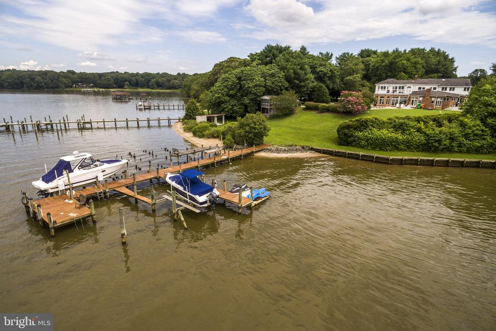 Your own Marina - 3580 DEEP LANDING RD, HUNTINGTOWN