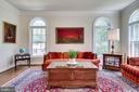 Elegant Formal Living Room - 3720 SPICEWOOD DR, ANNANDALE