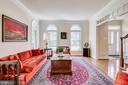 Living Room - 3720 SPICEWOOD DR, ANNANDALE