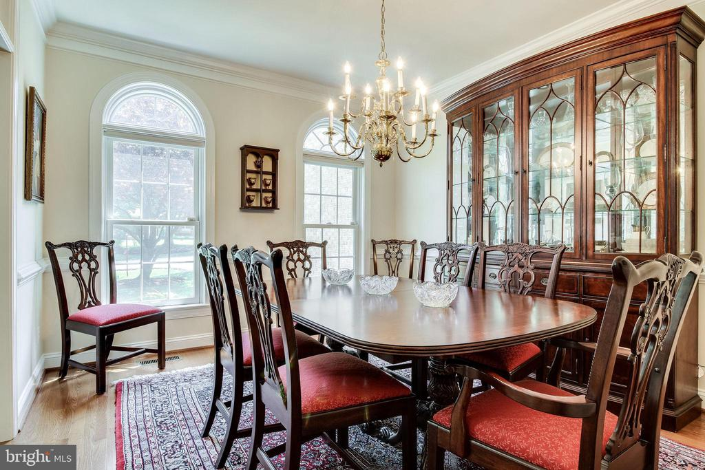 Dining Room - 3720 SPICEWOOD DR, ANNANDALE