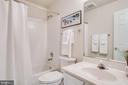 Bathroom #3 on Upper Level - 3720 SPICEWOOD DR, ANNANDALE