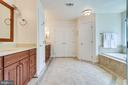 Master Bath Remodel in 2018. Ceramic tile - 3720 SPICEWOOD DR, ANNANDALE