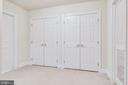 Tons of closet space, storage room & utility room - 3720 SPICEWOOD DR, ANNANDALE