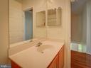 Upper Level Full Bathroom - 103 ENGLISH CT SW, LEESBURG