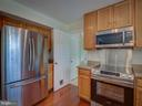Kitchen-New Stainless Steel Appliances - 103 ENGLISH CT SW, LEESBURG