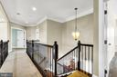 Wrought Iron Rail - 18348 CHELSEA KNOLLS DR, MOUNT AIRY
