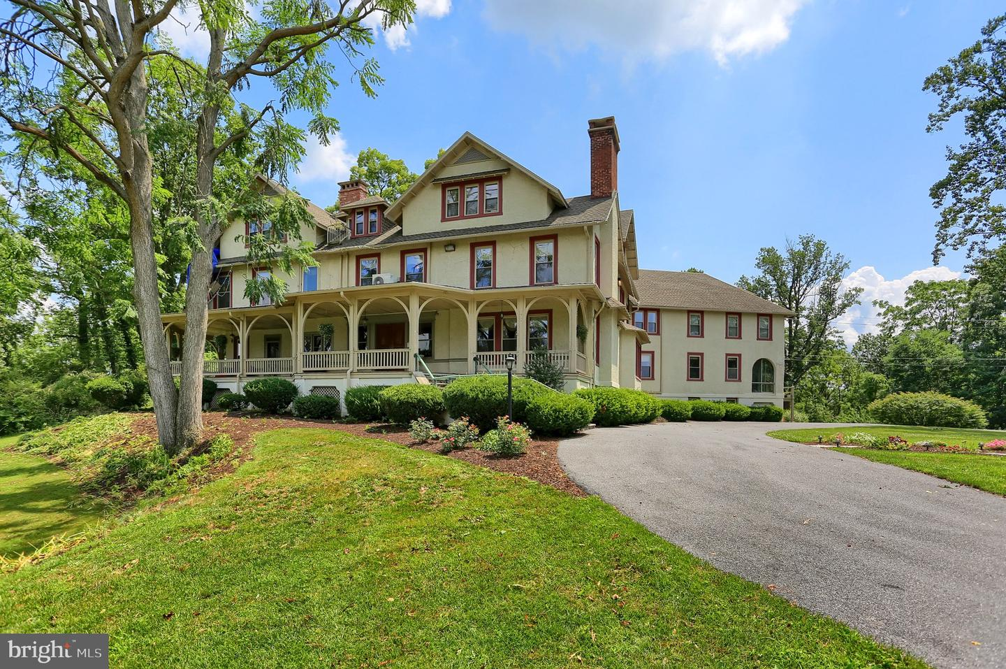 Single Family Homes for Sale at Chambersburg, Pennsylvania 17202 United States