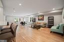 Tons of Natural Light of Lower Level/ Walk out - 5631 SOUTHAMPTON DR, SPRINGFIELD