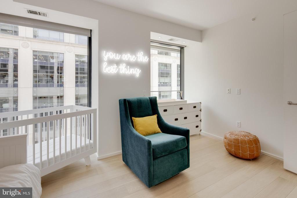 Second bedroom - 920 I ST NW #715, WASHINGTON