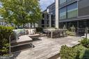 Private 526 SQF walk-out terrace - 920 I ST NW #715, WASHINGTON