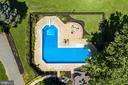 44,000 gallon HEATED pool with new Heat Pump - 1676 LOUDOUN DR, HAYMARKET
