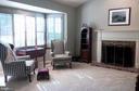 Owner's Suite w/Cozy FP w/Gas Logs - 14504 S HILLS CT, CENTREVILLE