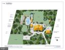 Site Plan - 8548-A GEORGETOWN PIKE, MCLEAN