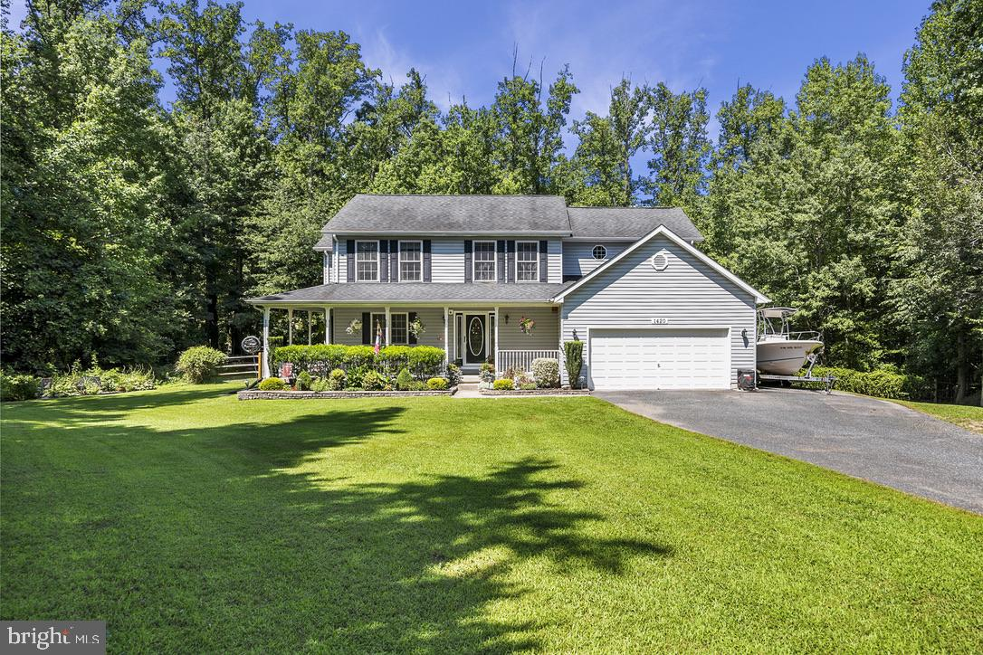 Single Family Homes för Försäljning vid Abingdon, Maryland 21009 Förenta staterna