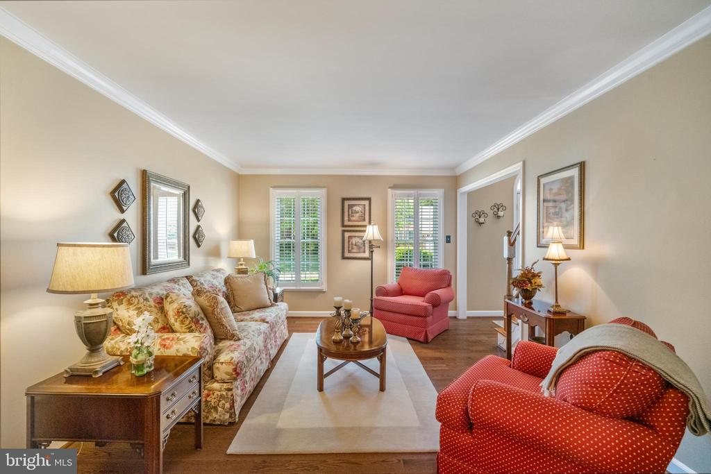 Spacious room sizes - 6411 SPRINGHOUSE CIR, CLIFTON