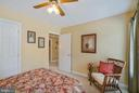 Nicely sized rooms - 6411 SPRINGHOUSE CIR, CLIFTON