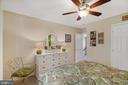 All bedrms with fan and light - 6411 SPRINGHOUSE CIR, CLIFTON