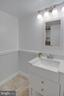 Owner's bath was just remodeled this July! - 9802 KINGSBRIDGE DR #001, FAIRFAX