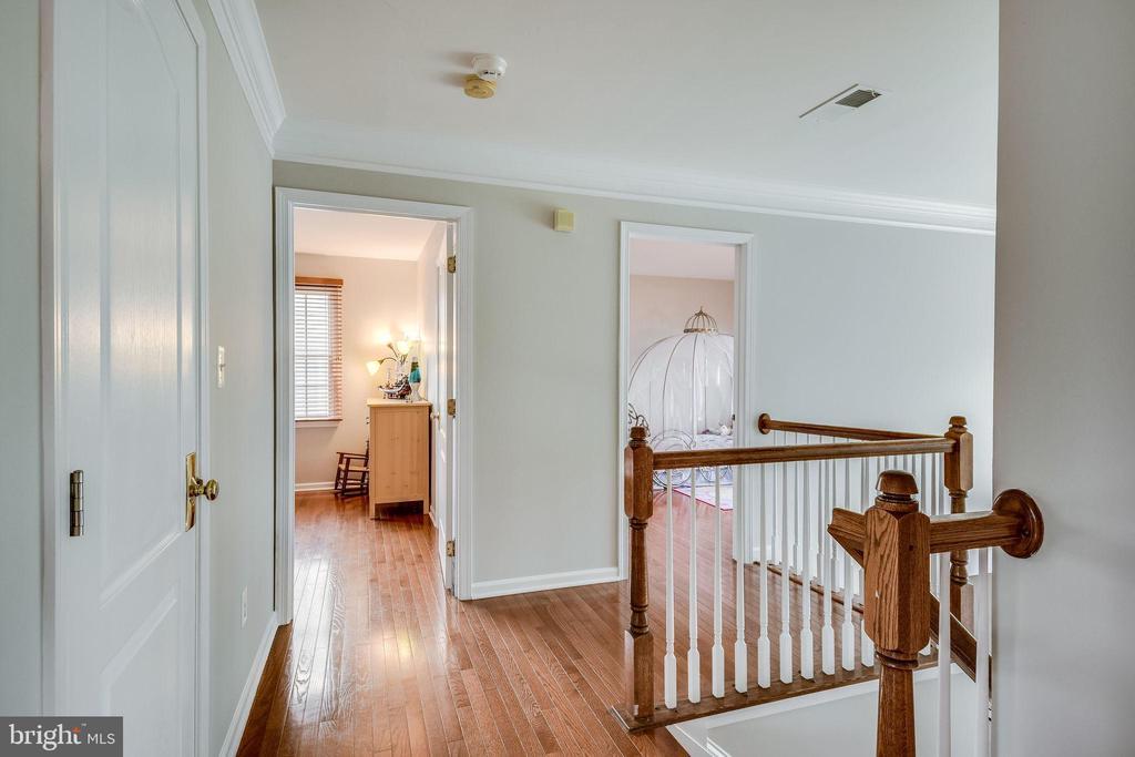 Upper Level Hall - 25973 STINGER DR, CHANTILLY