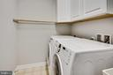 Laundry Includes Cabinets - 25973 STINGER DR, CHANTILLY
