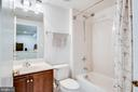 Lower Level Full Bath - 25973 STINGER DR, CHANTILLY