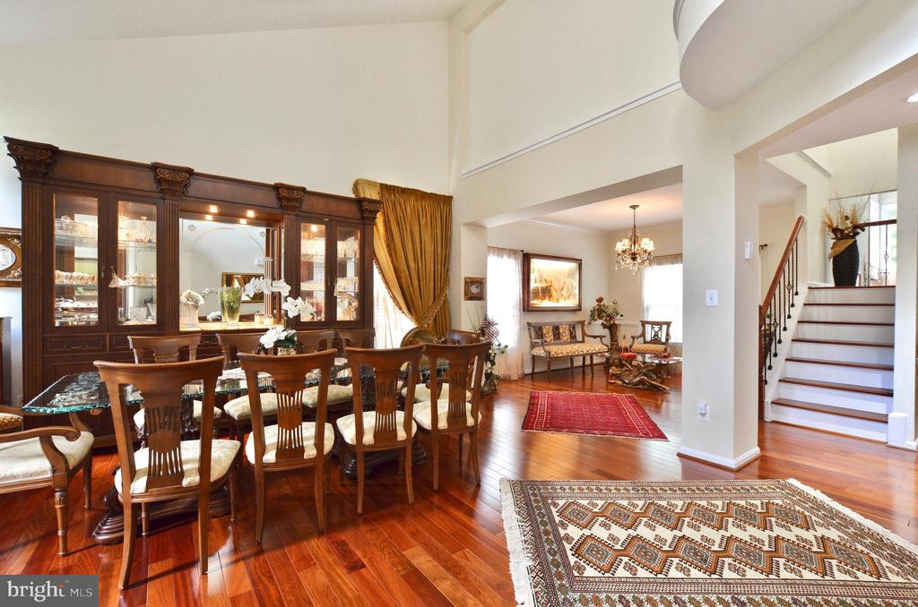 Dining room - 46521 HOLLYMEAD PL, STERLING