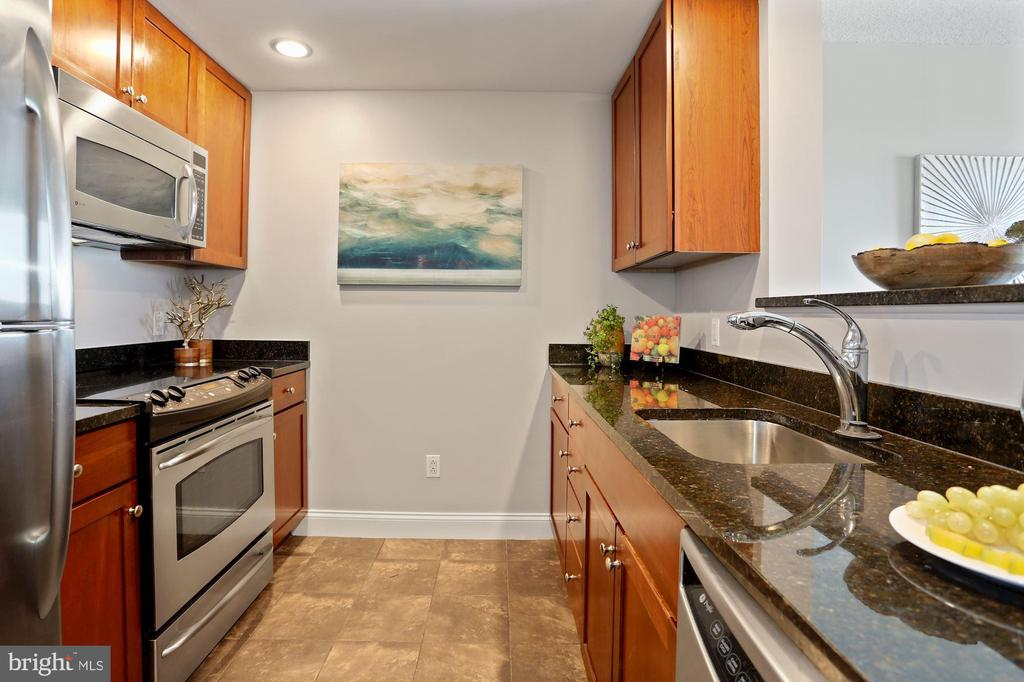 Gourmet Kitchen! - 1020 N HIGHLAND ST #821, ARLINGTON