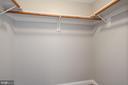 Walk-In Closet! - 1020 N HIGHLAND ST #821, ARLINGTON