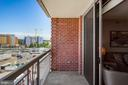Private Outdoor Space! - 1020 N HIGHLAND ST #821, ARLINGTON