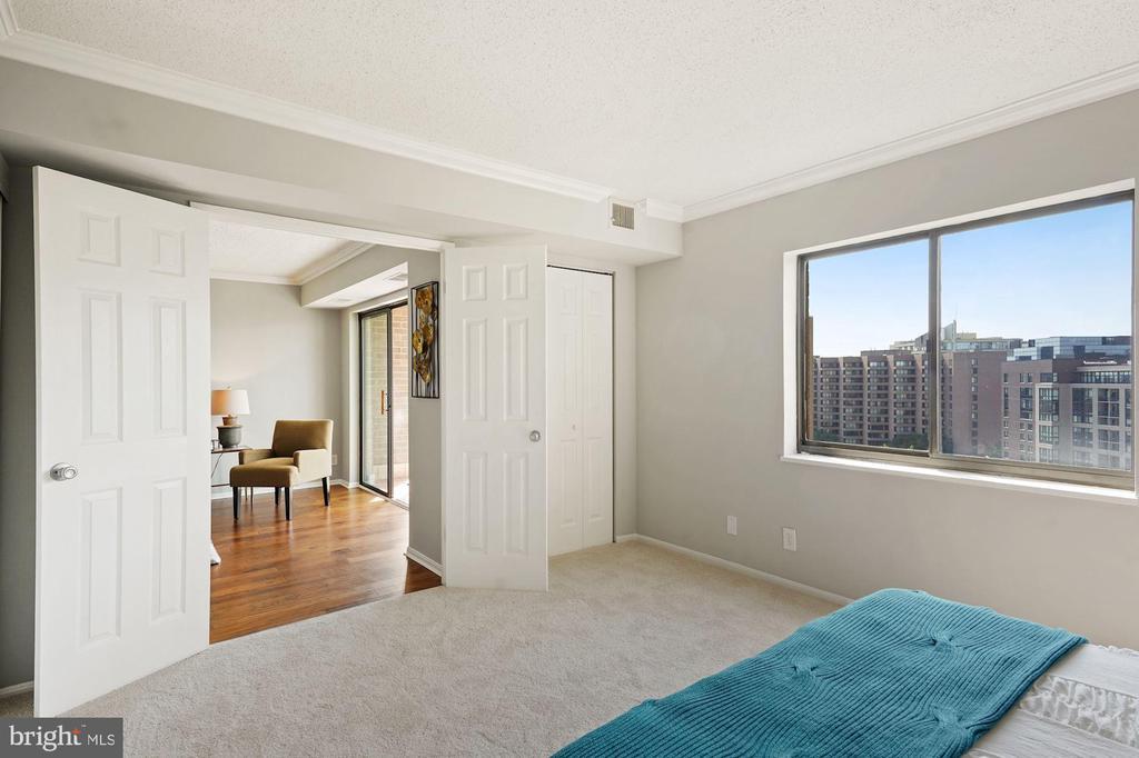 Second bedroom - 1600 N OAK ST #1716, ARLINGTON