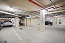 Reserved parking convey! - 1600 N OAK ST #1716, ARLINGTON